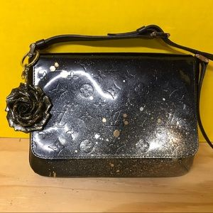 Louis Vuitton Vernis Thompson custom purse bag